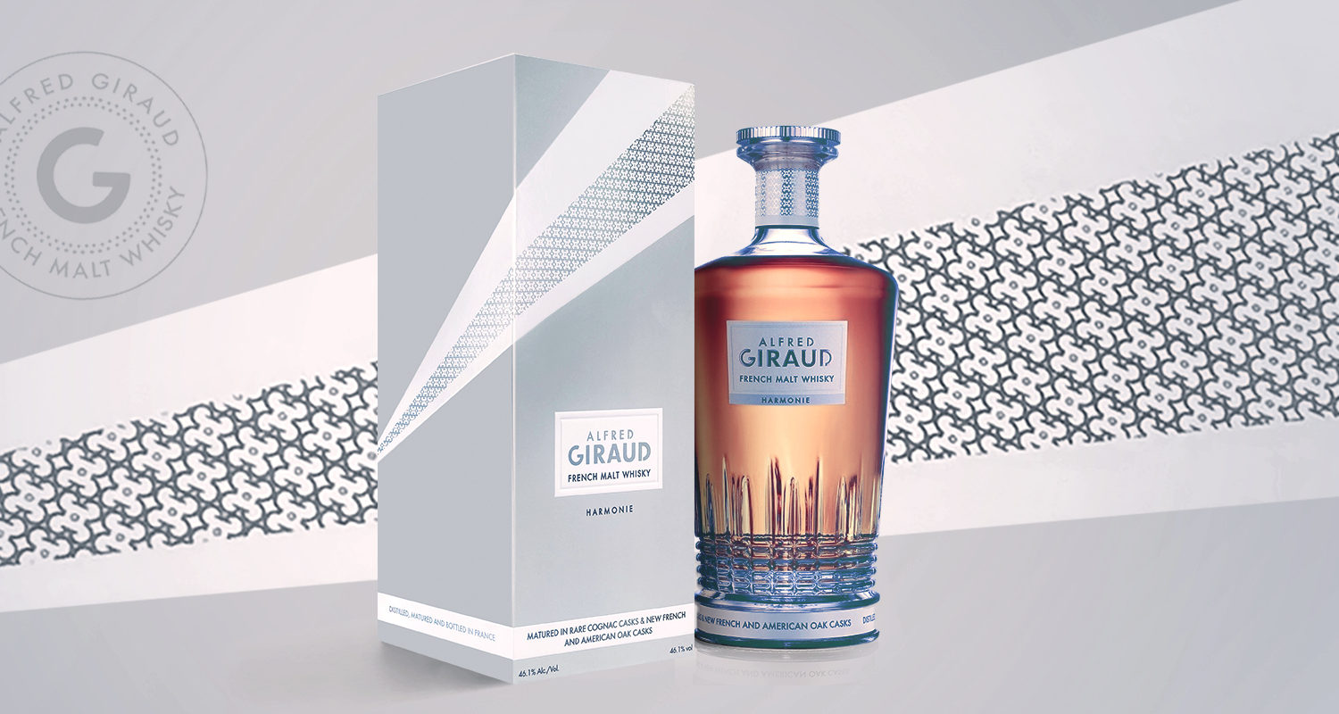 ALFRED GIRAUD or French-style Whisky, so Wauters!